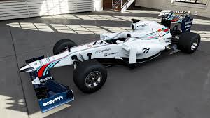 martini livery f1 mickearlson racing replicas back from hiatus 1996 lazier 2011
