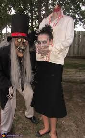 headless halloween costume idea