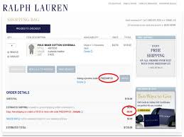 offer discounts and promo codes ralph coupon code 75 plus get sitewide free shipping