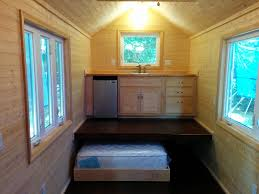 loft less tiny house design tiny home builders