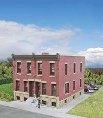Row House Model - row house kit 7 13 16 x 4 9 32 x 4 u0027 u0027 ho scale model railroad