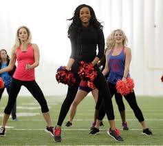 Houston Texans Cheerleader Halloween Costume Channeling Cheerleader Houston Chronicle