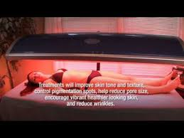 red light tanning bed reviews collagen bronze at home red light therapy tanning unit youtube