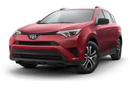 new 2018 toyota rav4 le suv ruby flare pearl for sale in klamath