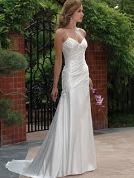 Satin Wedding Dresses Satin Wedding Gowns The Wedding Specialiststhe Wedding Specialists