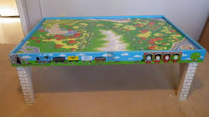 Thomas The Train Play Table Train Play Table For Sale