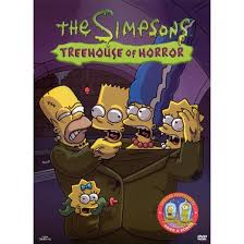 Treehouse Of Horror Online Free - simpsons treehouse of horror dvd target