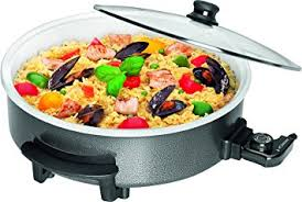 poele electrique cuisine bomann pp 2283 c cb poêle électrique amazon fr cuisine maison