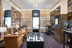 Interior Of Luxury Homes New Chanel Store Design By Peter Marino In London