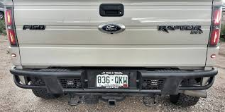 Ford Raptor Bumpers - five r trucks custom ford raptor ford raptor fans