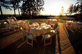 wedding venues in portland oregon category wedding venue the aerie at eagle landing happy valley