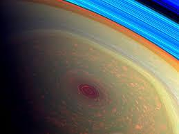 color rings saturn images Photo hurricane on saturn popular science jpg