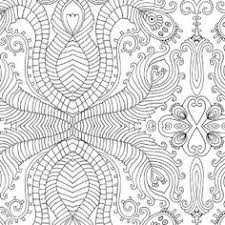 free paisley coloring page u2013 indie crafts crafts