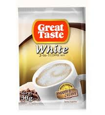 Coffee Mix great taste 3 in 1 white coffee sarap now