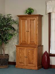 Bookcase Cabinet With Doors Highland Door Bookcase