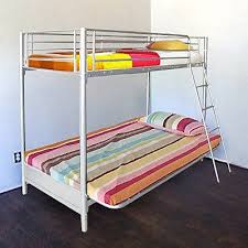 Triple Trio Bunk Bed SingleDouble Sofa Bed W Ladder Products - Triple trio bunk bed