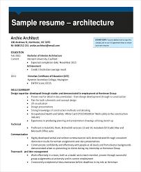 Sample Resume For Interior Designer by 7 Draftsman Resume Templates Free Word Pdf Document Downloads