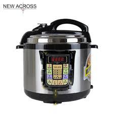 cuisine autocuiseur juhd brand 1 pcs en acier inoxydable électrique pression