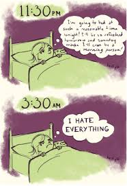 Insomniac Meme - the annoying pain of insomnia comic by kecky
