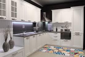 carrelage cuisine sol 1001 modèles de cuisine avec carreaux de ciment