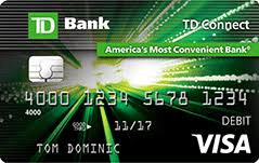 prepaid reloadable cards td connect reloadable prepaid visa card cardsbull
