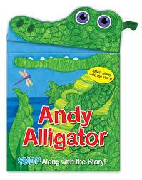 andy alligator snappy fun books sarah albee jo brown
