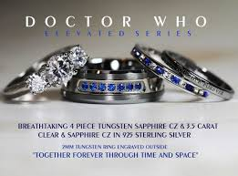 doctor who wedding ring best 25 doctor who ring ideas on doctor who