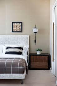 nightstand appealing epic wood and metal nightstand in modern 478 best b e d r o o m images on pinterest master bedrooms