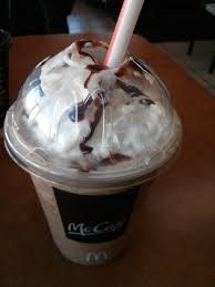 Iced Coffee Mcd review mccafe roundup mcdonald s blinkie dot org