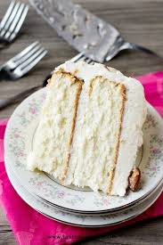 almond cream cake the perfect homemade white cake recipe you u0027ll