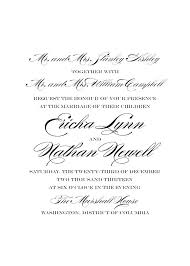 what to write on a wedding invitation jaw dropping wedding invitations what to write 71 wedding