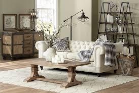 Industrial Look Living Room by Lamps Plus