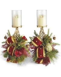 christmas holders homey ideas christmas decorations candle holders chritsmas decor
