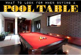 Minnesota Fats Pool Table What To Look For When Buying A Pool Table Delta 13