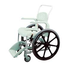 Shower Chairs With Wheels Etac Clean 24 Mobile Shower Commode Chair