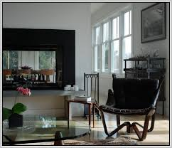 two sided gas fireplace home design ideas