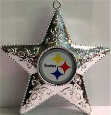 pittsburgh steelers nfl ornaments ebay