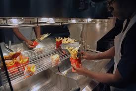 jeux de cuisine macdonald un remède à la calvitie dans l huile de cuisson des frites de