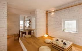 japanese house interior rendering brick wall interior design japanese house interior rendering brick wall