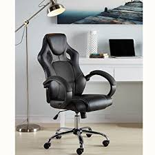 Computer Desk Lock Chair With Lock Caster Racing Chair Home