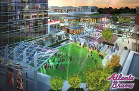 Atlanta Braves Parking Map by Smashing New Atlanta Braves U0027 Suntrust Park U0026 Surrounds U2013 Lacking