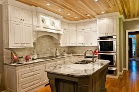 kitchen wood ceiling open concept kitchen with vaulted wood