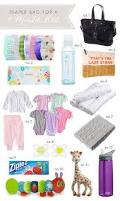 10 Must Bag Essentials What by 59 Best Bag Images On Bags Diapers And