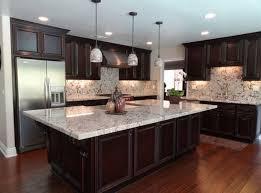 Granite With Cherry Cabinets In Kitchens Best 25 Light Granite Ideas On Pinterest White Granite Kitchen