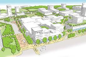 seneca college campus master plan dialog