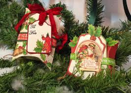 graphic 45 shaker pillow box ornaments tutorial using