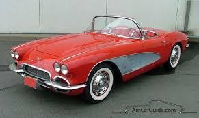 corvette stingray 1953 chevrolet corvette 1953 1962 c1 amcarguide com