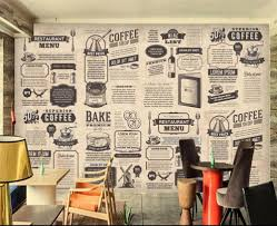 free shipping old newspaper puzzle wallpaper english alphabet bar