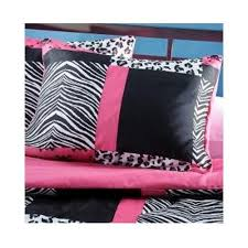Pink Black U0026 White Teen by Amazon Com Teen Pink Zebra Bedding 4 Piece Pink Black And White