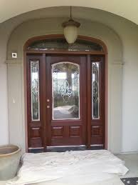 Stain Exterior Door A Guide To Exterior Door Finishes